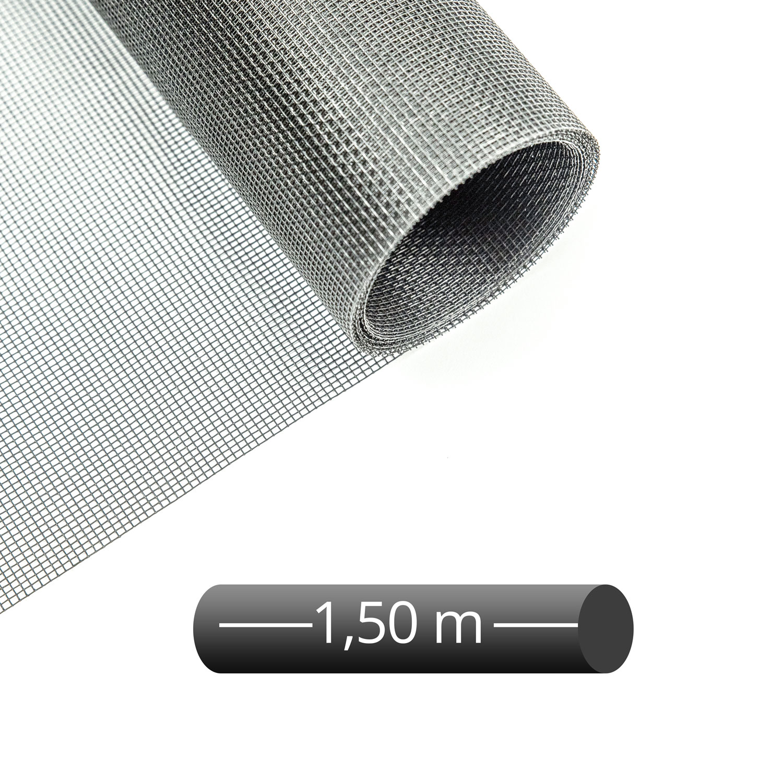 B/ürstendichtung Meterware mit Nut von 5mm bis 25mm f/ür Fliegengitter Dichtung Fenster T/üren Insektenschutz Rolladen Roll/äden mit Nut 5, 4,8 x 11mm